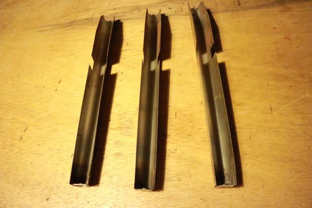 サンエム養蚕用石油ストーブのエース型のフレーム