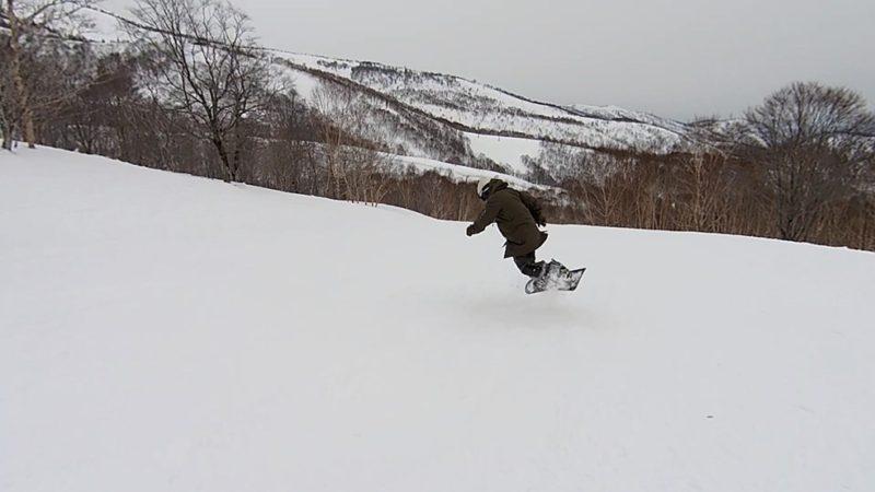 2017年、年1回のスノボー♫ IN 苗場スキー場