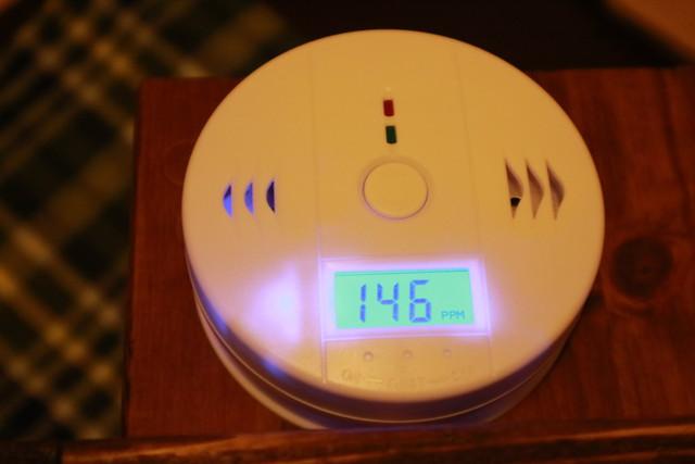 リライト】一酸化炭素警報機の性...