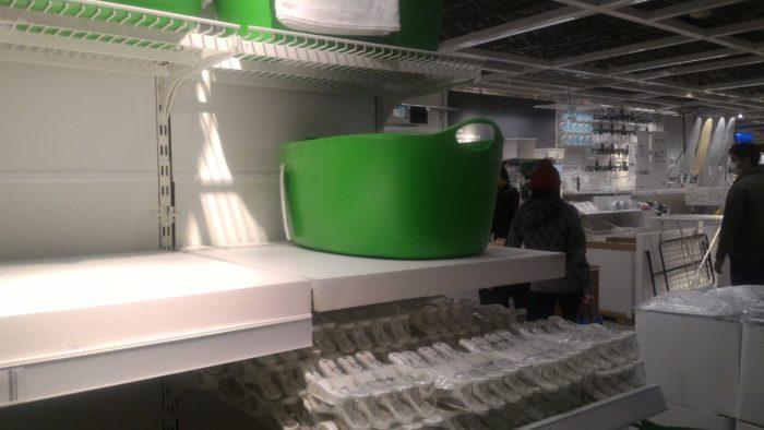 IKEA港北店内の散策