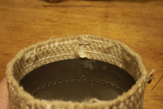 サンエム養蚕用石油ストーブの芯