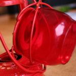 WINGED WHEEL No.350『IMPORTS Enesco JAPAN』– 赤 –