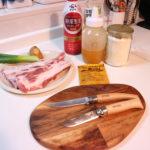 TAKU'Sキッチン♫ 豚バラ軟骨の角煮を作る?!