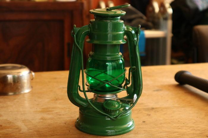 WINGED WHEEL No.350 色付きホヤの緑の全体像