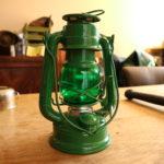 WINGED WHEEL No.350『IMPORTS Enesco JAPAN』– 緑 –