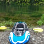【リライト】初めてのカヤック!上大島キャンプ場付近の相模川♪