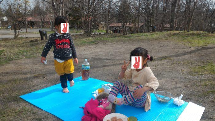 北軽井沢スウィートグラスでキャンプで女子会