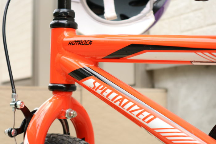 『specialized』の『hotrock 16inch』