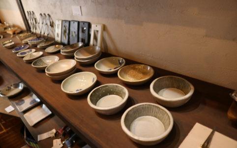 2017春の益子陶器市の「tete+gallery」