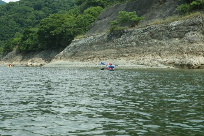 第17回カヌーマラソンIN丹沢湖