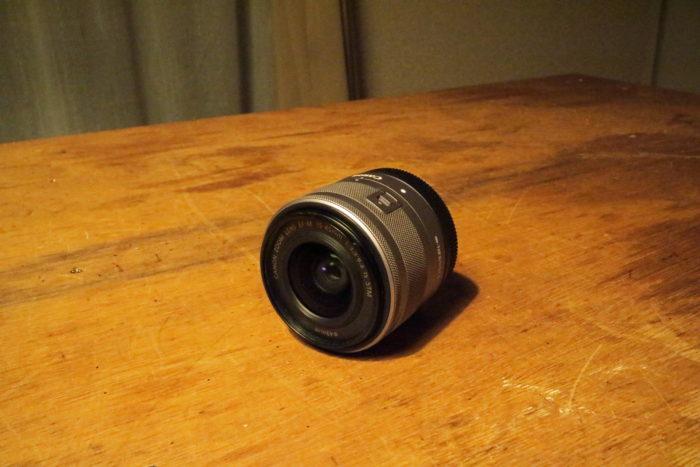 CANONレンズ EF-M 22mm f2 で撮った写真