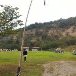 【リライト】下見ですw~榛東村の創造の森キャンプ場