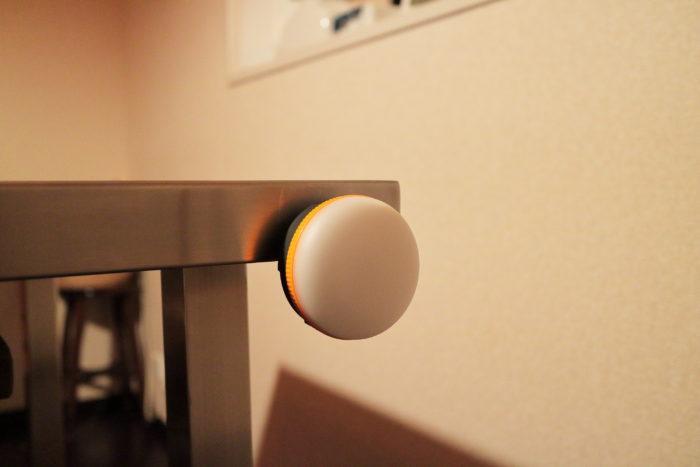 テント内用ランタンとしてのマルチLEDランタンは磁石付き