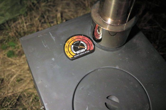 田代運動でソロキャンプをして新保製作所のチョッパープロトタイプに火を付ける
