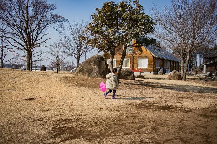 蔓巻公園キャンプ場の管理棟