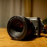 撒き餌レンズw CANON EF50mm f1.8 STM 単焦点!