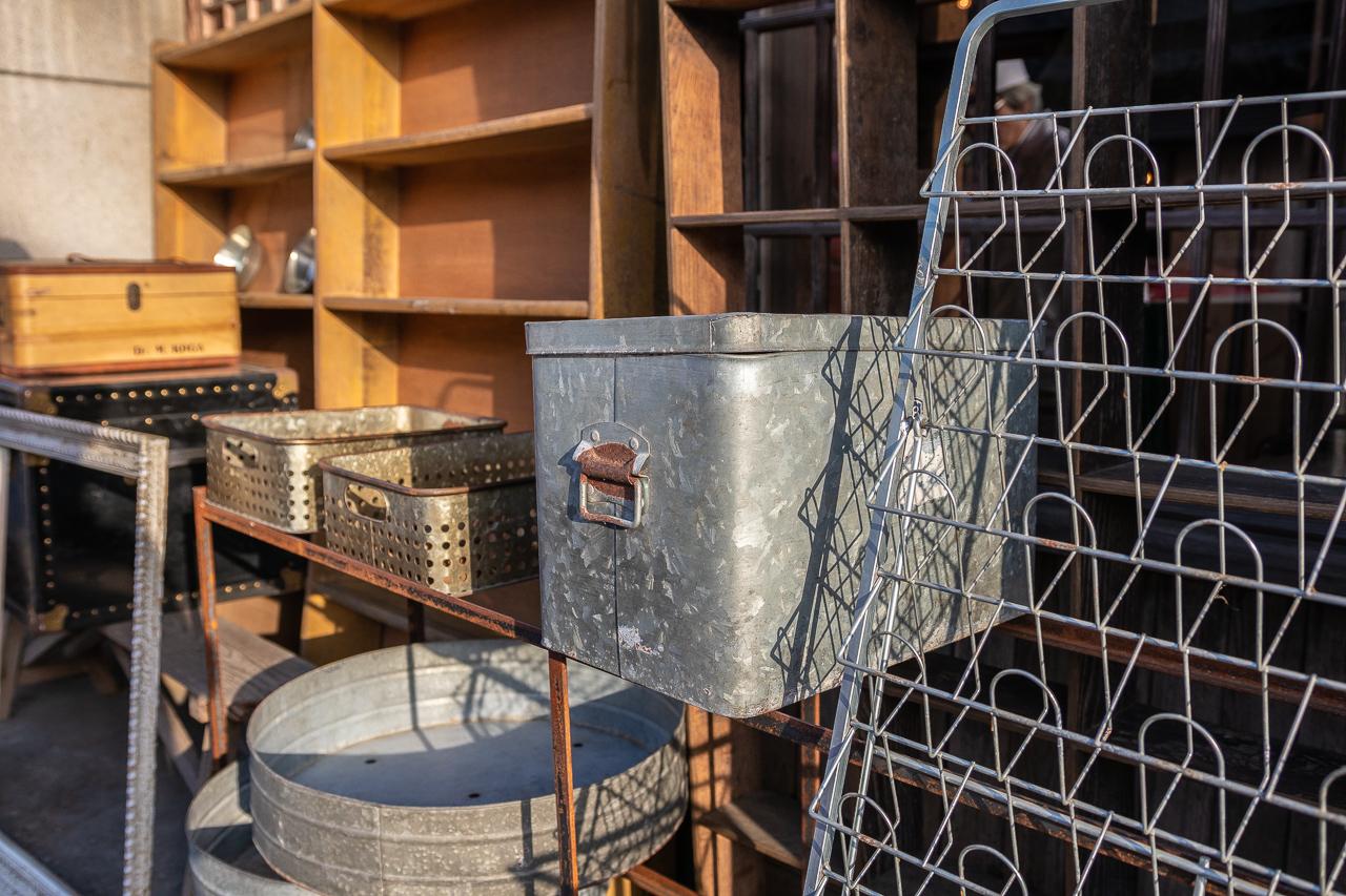 2018年春の益子陶器市で見た古道具