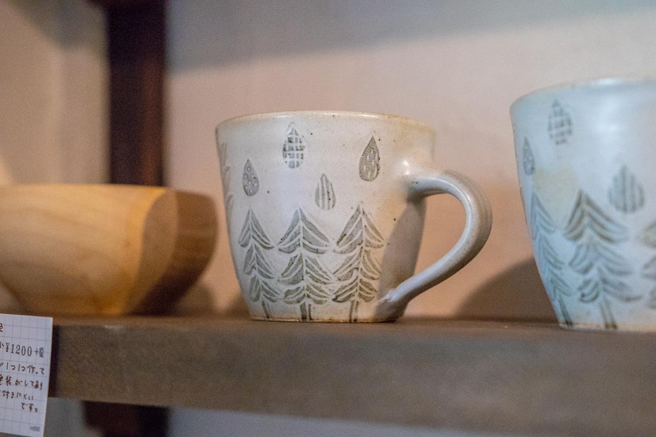 2018年春の益子陶器市でいつも行くtete+gallery
