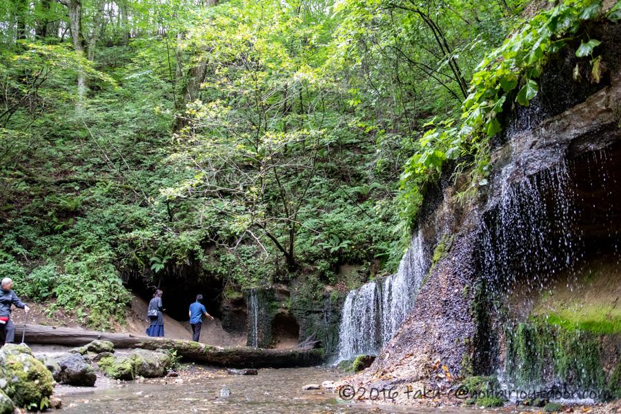軽井沢の白糸の瀧