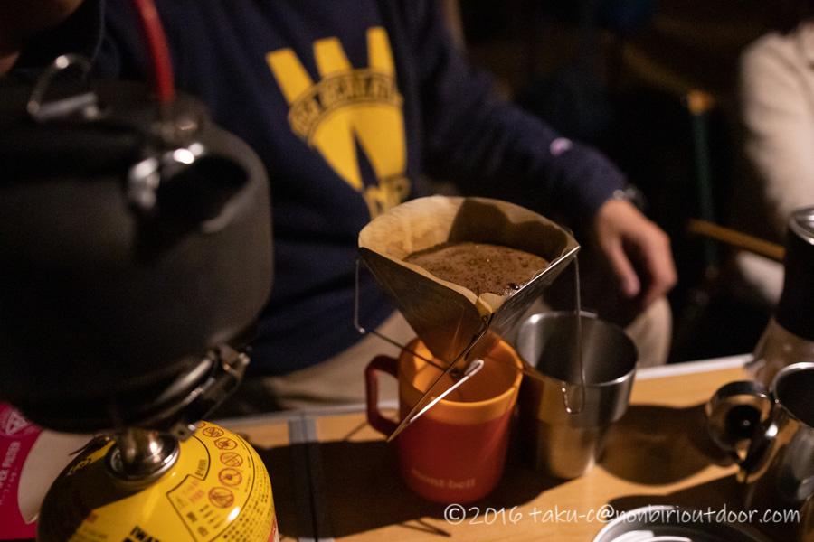 第2回ナチュログ写真部合同合宿で頂いたしくさんのコーヒー