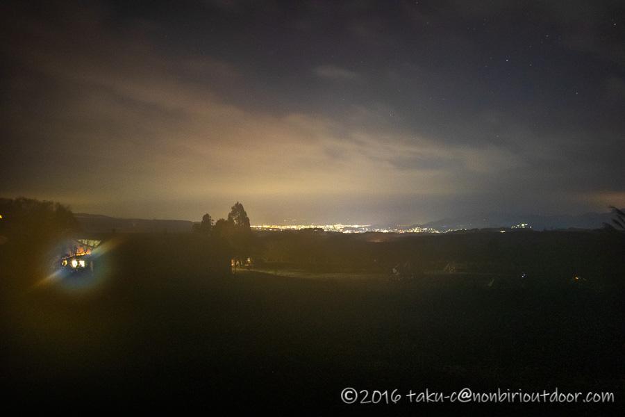 富士山YMCAで行われた第2回ナチュログ写真部合同合宿の夜の部活の撮り終わり