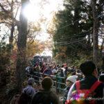 初ハイキング?!高尾山にハイキングに行ってきました!