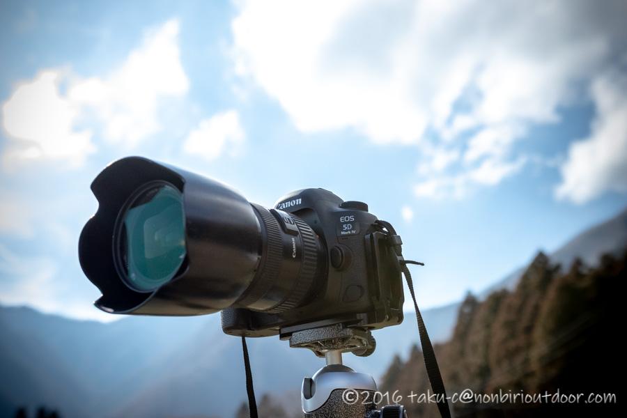 ナチュログ写真部部員のカメラCANON EOS 5D MarkⅣ