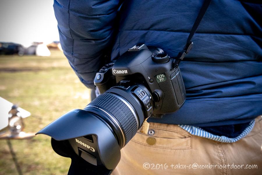ナチュログ写真部部員のカメラCANON EOS 7D