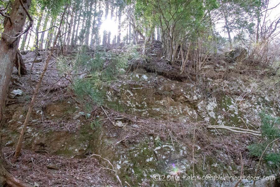 某県某所の野営地でジブリの世界