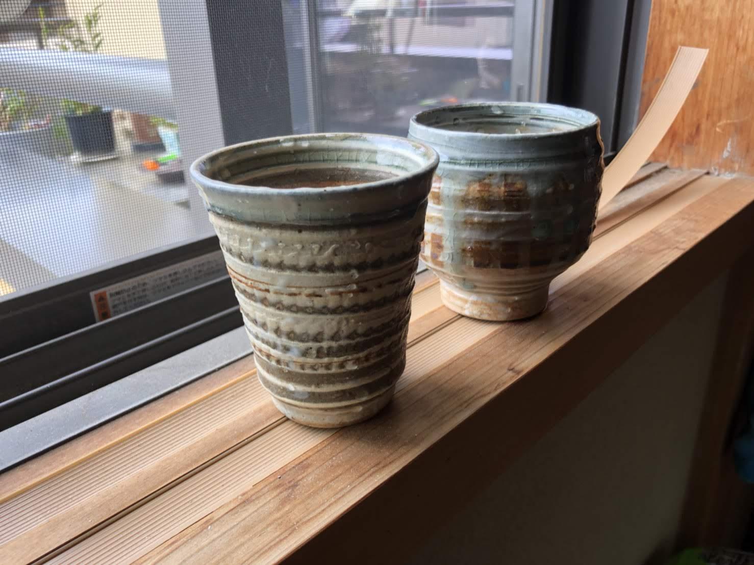 2019年益子陶器市キャンプの戦利品
