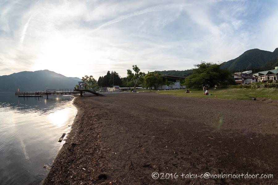 箱根にある芦ノ湖
