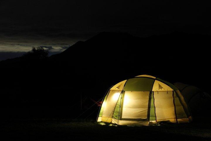 第3回ナチュログ写真部合宿でのtaku-cのテント