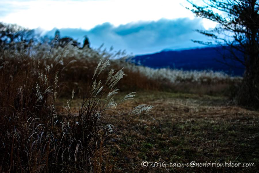 冬の富士山YMCAの朝