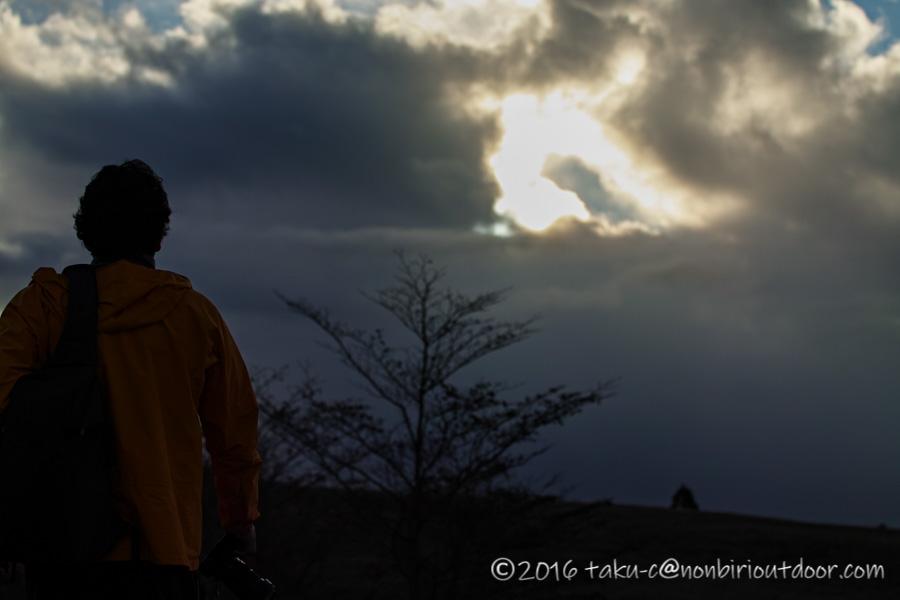 第3回ナチュログ写真部合宿の朝の散歩を撮影