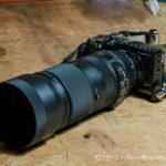 SIGMAの超望遠レンズ!Contemporary 100-400mm F5-6.3