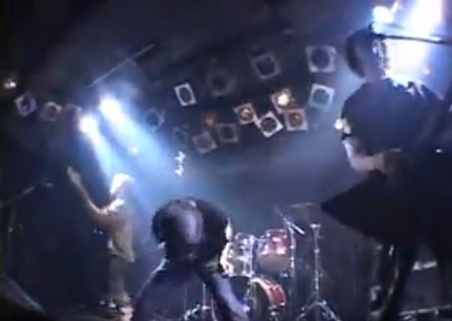2003年渋谷乙でのライブ