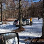 五光牧場オートキャンプ場でおっさん雪中キャンプ2020!①