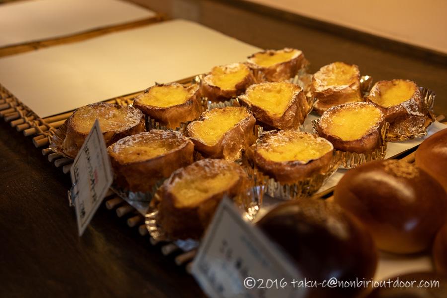 長野県安曇野市にあるパン屋さんパンカルモ