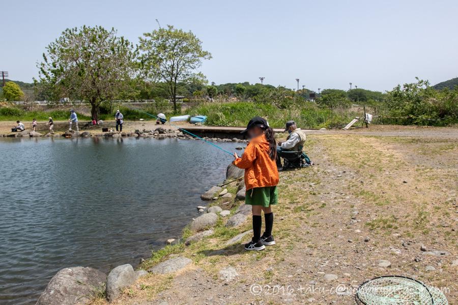 FF中津川で子どもがキャストする
