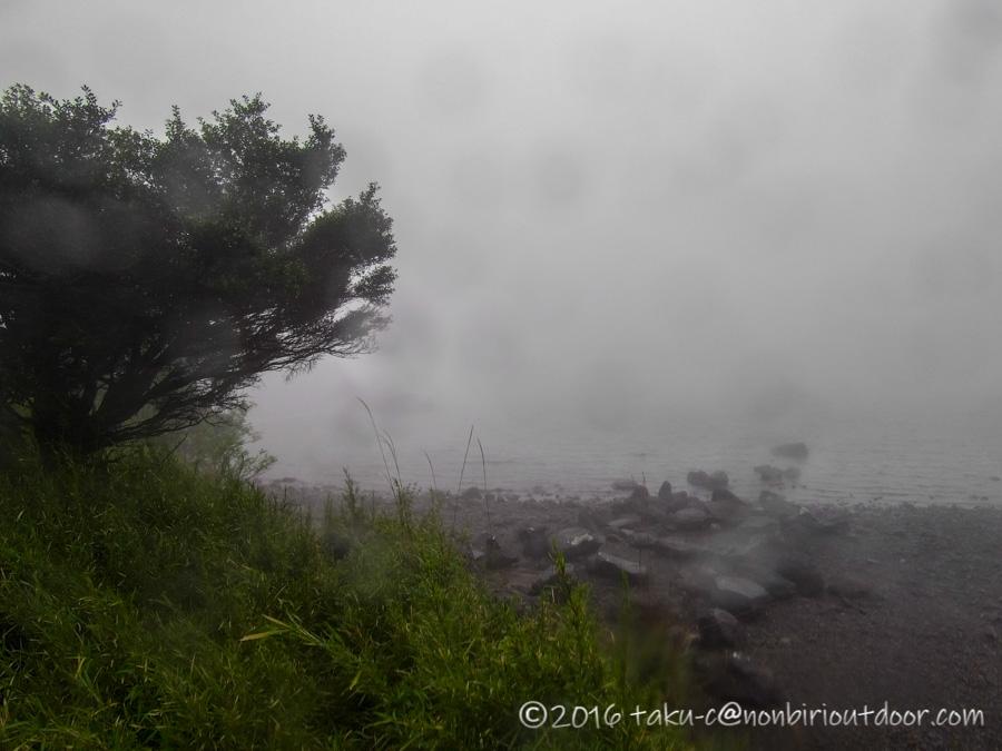 2021年5月19日の芦ノ湖の早川水門脇からのショアジギング