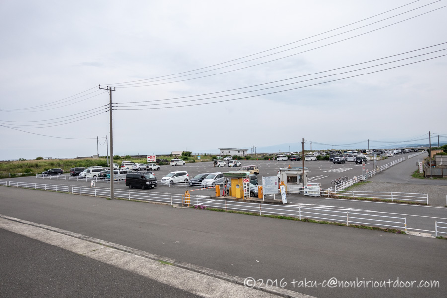 2021年6月23日の平塚漁港