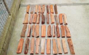 東京薪販売で広葉樹の薪1,000円分買ってきました。