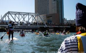 2018年も参加!第37回横浜縦断カヌーフェスティバル